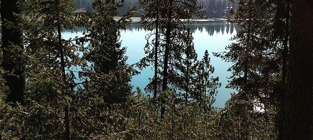#LongLake #Spokane #lake #tfest #2015 #newdeck