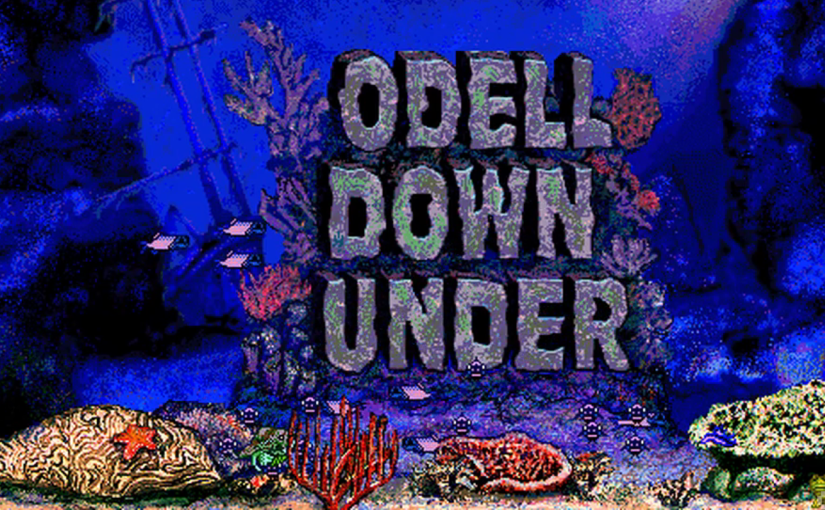 Let's Play Odell Down Under 01: Challenge Accepted