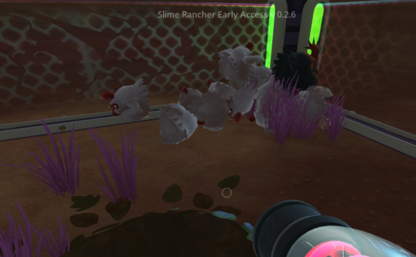 Let's Play Slime Rancher 02: Guess What? Hen Hen Butt.