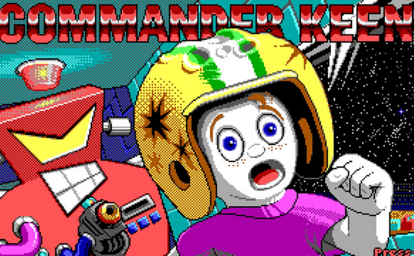 Let's Play Commander Keen 5: The Armageddon Machine 00: Introduction