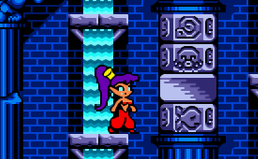 Let's Play Shantae (GBC) 05: Aquaduct Combinations
