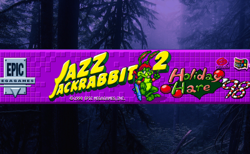 Let's Play Jazz Jackrabbit 2: Holiday Hare '98 Part 0: Intro and Whatnot
