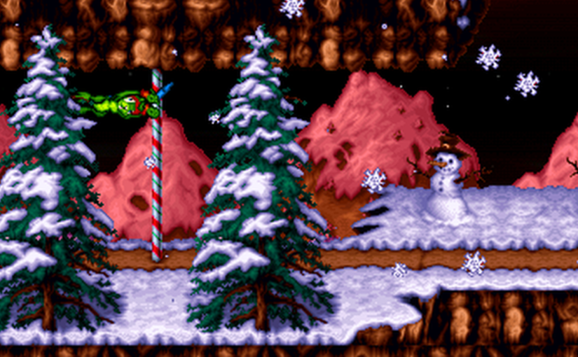 Let's Play Jazz Jackrabbit 2: Holiday Hare '98 Part 1: Antler Horns